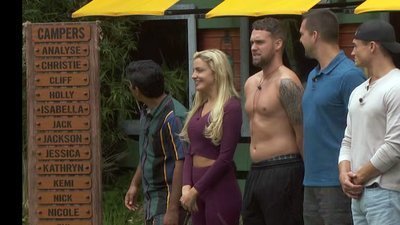 Big Brother - 21x03 Whacktivity Competition