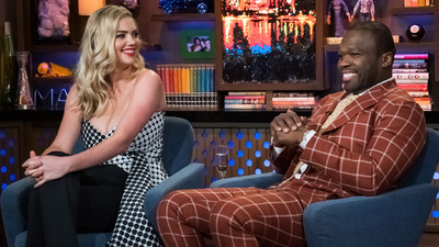 Watch What Happens: Live - 16x135 Kate Upton & 50 Cent Screenshot