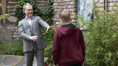 Coronation Street (UK) - 60x184 Wednesday 21st August