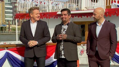 MasterChef - 10x22 London Calling - Part 1