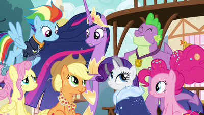 My Little Pony: Friendship is Magic - 09x26 The Last Problem