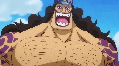 One Piece  - 21x14 Fighting For Otama! Fight Against Holdem!