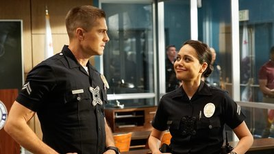 The Rookie - 02x04 Warriors and Guardians