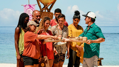 Survivor - 39x05 Don't Bite The Hand That Feeds You