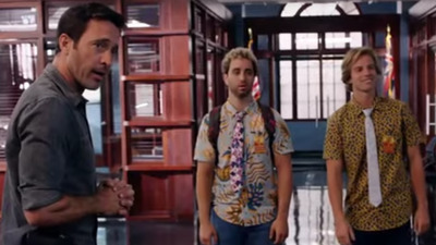 Hawaii Five-0 (2010) - 10x06 All Knowledge is Not Learned in Just One School