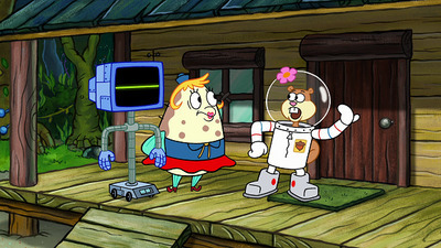 SpongeBob SquarePants - 12x22 A Cabin in The Kelp Screenshot