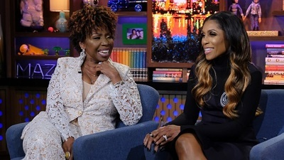 Watch What Happens: Live - 16x166 Dr. Jackie and Iyanla Vanzant