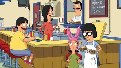 Bob's Burgers - 10x04 Pig Trouble in Little Tina