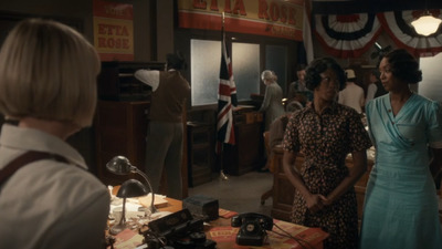 Frankie Drake Mysteries - 03x08 Ward of the Roses