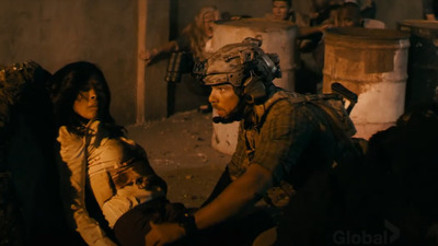 Seal Team - 03x06 All Along the Watchtower: Part 2