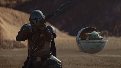 The Mandalorian - 01x02 Chapter 2 - The Child