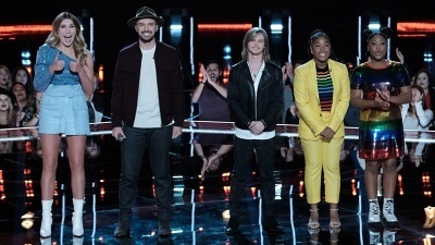 The Voice - 17x16 Live Top 20 Eliminations