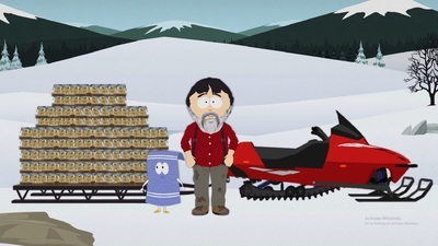 South Park - 23x10 Christmas Snow