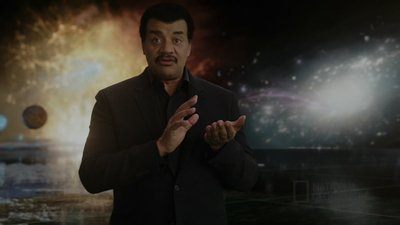 Cosmos: A Space-Time Odyssey - 02x01 Possible Worlds: Ladders to the Stars