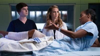 The Good Doctor - 03x11 Fractured