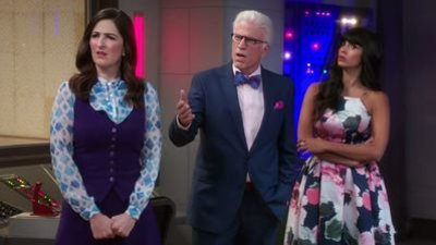 The Good Place - 04x11 Monday's, Am I Right? Screenshot
