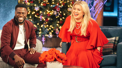 The Kelly Clarkson Show - 01x67 Kevin Hart