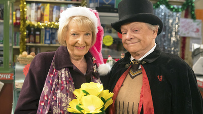 Still Open All Hours (UK) - 06x07 Christmas Special Screenshot