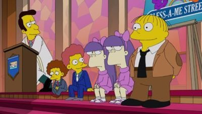 The Simpsons - 31x09 Todd, Todd, Why Hast Thou Forsaken Me?