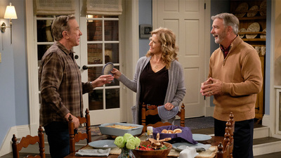 Last Man Standing - 08x06 Mysterious Ways