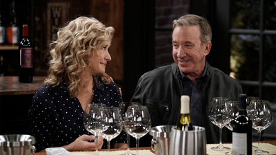 Last Man Standing - 08x03 Yours, Wine, And Ours