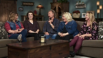Sister Wives - 14x04 Four Wives, One House?