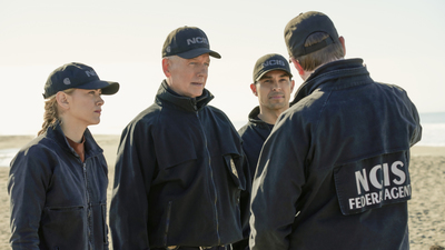 NCIS - 17x12 Flight Plan
