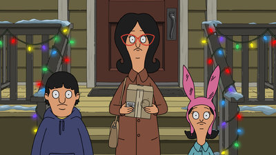 Bob's Burgers - 10x10 Have Yourself a Maily Linda Christmas