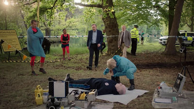 Midsomer Murders (UK) - 21x04 With Baited Breath Screenshot