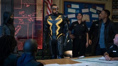 Black Lightning - 03x10 The Book of Markovia: Chapter One: Blessings and Curses Reborn