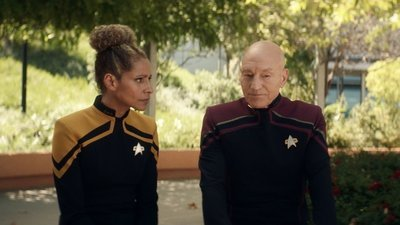 Star Trek: Picard - 01x03 The End is the Beginning