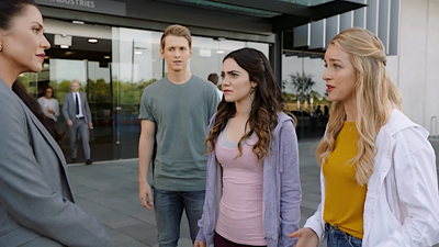 Power Rangers - 27x02 Save Our Shores