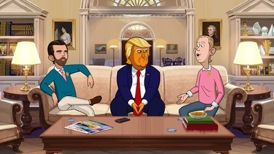 Our Cartoon President - 03x03 Election Security