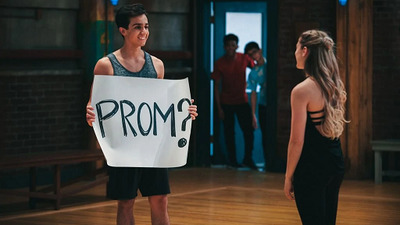 The Next Step (CA) - 06x09 Amy's Prom Has Got It Goin' On