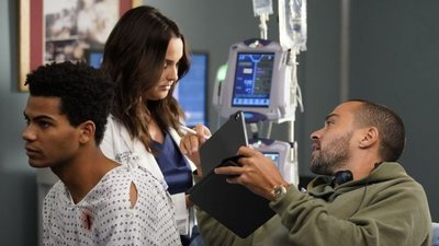 Grey's Anatomy - 16x13 Save the Last Dance For Me