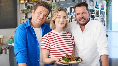Jamie and Jimmy's Friday Night Feast (UK) - 07x06 Saoirse Ronan And a Chinese Takeaway Screenshot