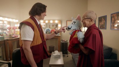 Kidding - 02x10 The Puppet Dalai Lama Screenshot