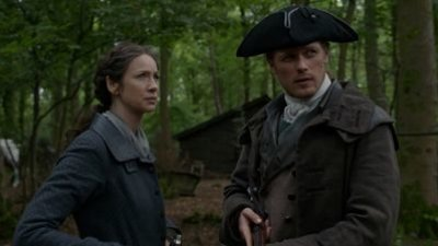 Outlander - 05x03 Free Will