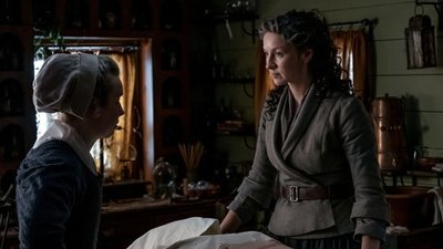 Outlander - 05x02 Between Two Fires