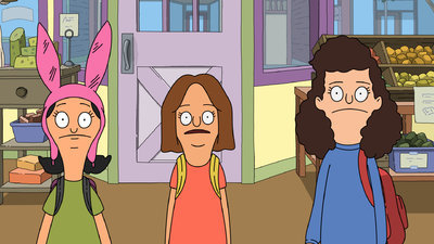 Bob's Burgers - 10x13 Three Girls and a Little Wharfy