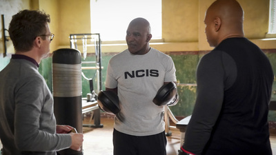 NCIS: Los Angeles - 11x17 Watch Over Me