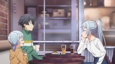 My Teen Romantic Comedy SNAFU - 03x01 In Due Time, The Seasons Change and The Snow Melts
