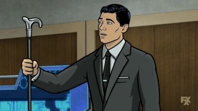 Archer - 11x01 The Orpheus Gambit