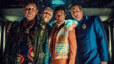 Red Dwarf (UK) - TV Special: The Promised Land Screenshot
