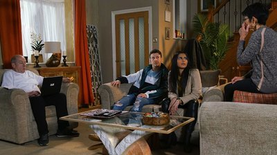 Coronation Street (UK) - 61x66 Wednesday, 25th March