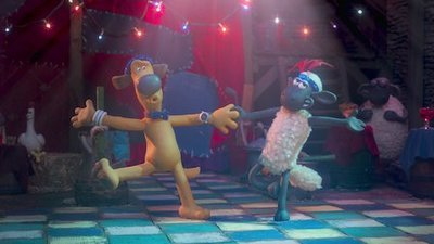 Shaun The Sheep - 06x15 Hot to Trotter