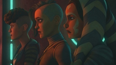 Star Wars: The Clone Wars - 07x07 Dangerous Debt