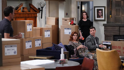 Will & Grace - 11x18 It's Time