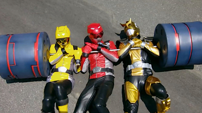 Power Rangers - 27x08 Boxed In
