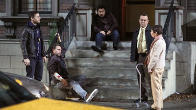 Brooklyn Nine-Nine - 07x13 Lights Out - Season Finale Screenshot